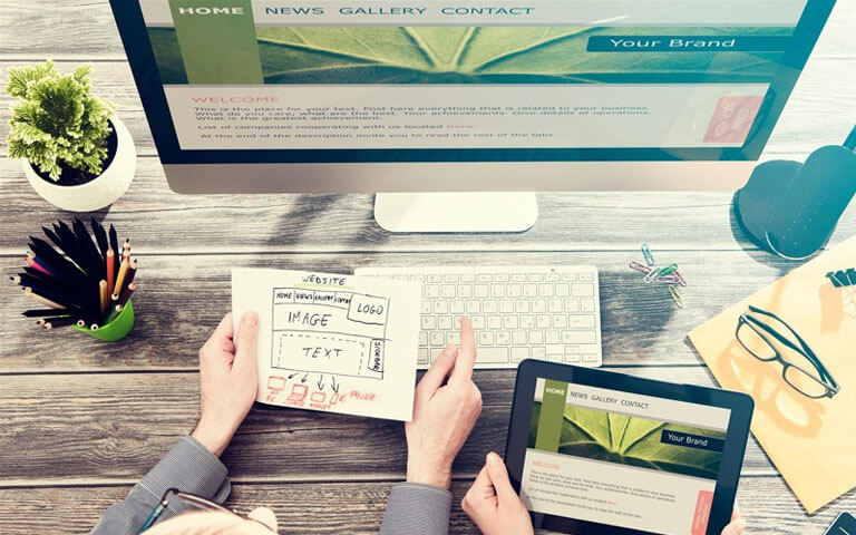 How Companies Should Start a Web Designing Project in Dubai